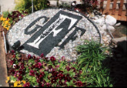 Custom Plaques and Landscape Design in Frederick, MD