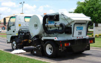 Asphalt Sweeping and Lawn Maintenance in Frederick, MD