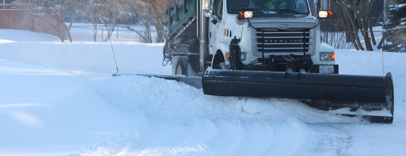 Snow Removal- Lawn Maintenance Hagerstown MD